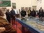"""""""Italiani Viaggiatori"""" mostra del Touring Club Italiano"""