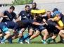 Jemo'nnanzi saluta la Nazionale di Rugby
