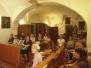 Visita guidata nel Convento di San Basilio – Cordata per l'Africa